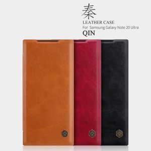 Bao da Galaxy Note20 Ultra - NILLKIN QIN series